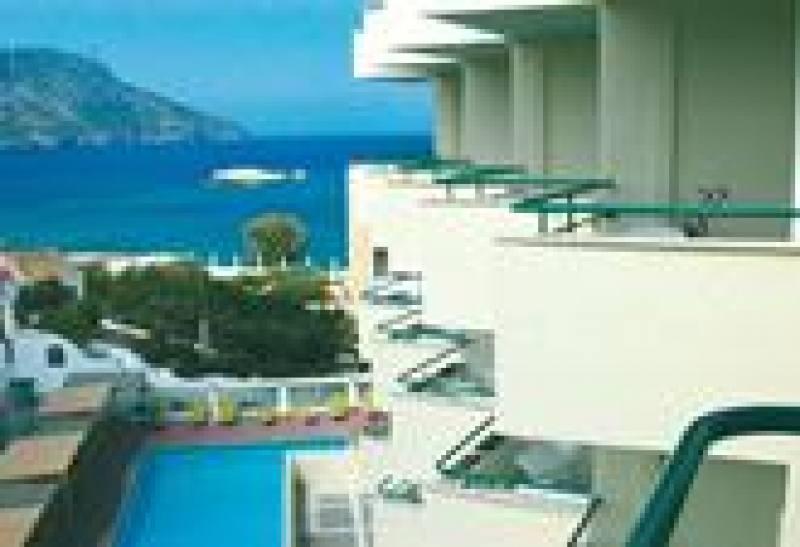 Hotel Miramare - Pigadia - Karpathos